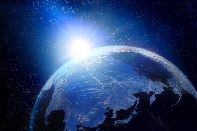 愛は地球を救う